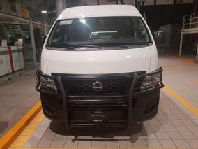 Nissan Urvan Transporte Publico $77,000 Enganche