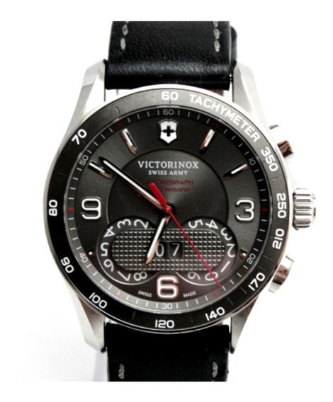 Relógio Victorinox - Mod: Chrono 1/100 - Ref: 241618
