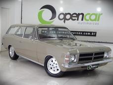Chevrolet Caravan Deluxo 4cc. Ano 1978