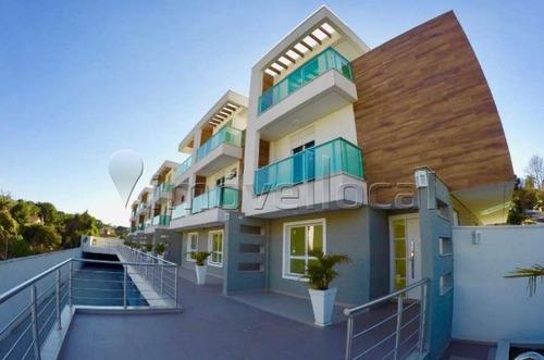 Sobrado Em Condomínio Com 3 Dormitórios À Venda Com 245m² Por R$ 1.130.000,00 No Bairro Mercês - Curitiba / Pr - So00228