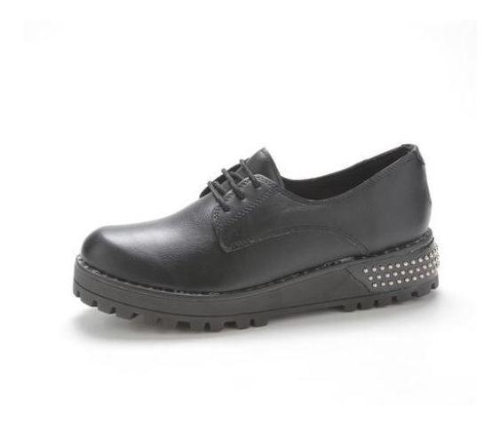 Zapato Savage Cn-1 Pu Negro