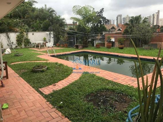 Casa Com 4 Dormitórios À Venda, 800 M² Por R$ 2.000.000 - Vila Morumbi - São Paulo/sp - Ca10780
