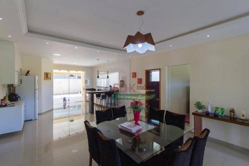 Imagem 1 de 20 de Casa Com 4 Dormitórios À Venda, 400 M² Por R$ 1.350.000,00 - Chácaras Cataguá - Taubaté/sp - Ca5959