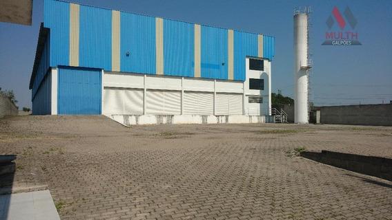 Galpão Industrial Para Locação, Cajuru Do Sul, Sorocaba. - Ga0144