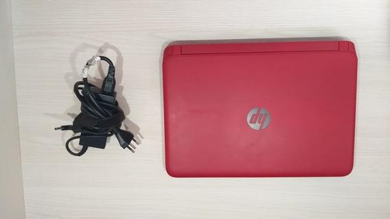 Notebook Hp Vermelho