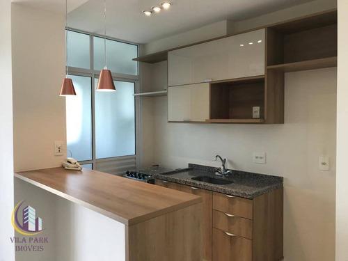 Apartamento Com 2 Dormitórios, 63 M² - Venda Por R$ 450.000,00 Ou Aluguel Por R$ 2.200,00/mês - Jaguaré - São Paulo/sp - Ap1205