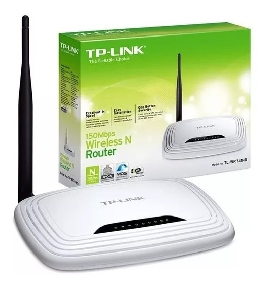 Router Wifi Wi-fi Tp-link 150mbp
