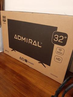 Smart Tv Admiral 32