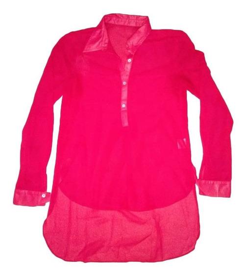 Camisa Rojo Mujer