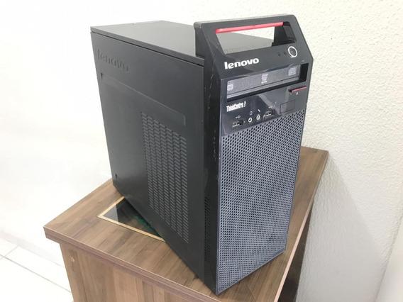 Computador De Mesa Lenovo Core I5 4gb Ram Hd 500gb 15.6