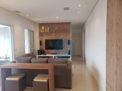 Apartamento 3 Dormitórios Com 2 Vagas E Varanda Gourmet Na Vila Leopoldina - Ap0111