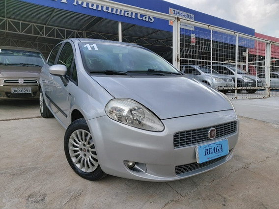 Fiat Punto Essence 1.6 8v 2010/2011