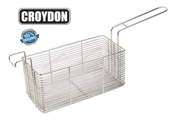 Cestos Peneira Retangular Para Fritador Croydon Original