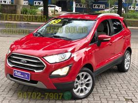 Ford Ecosport 2.0 Titanium Teto Solar 2mil Entrada +2099 Mes