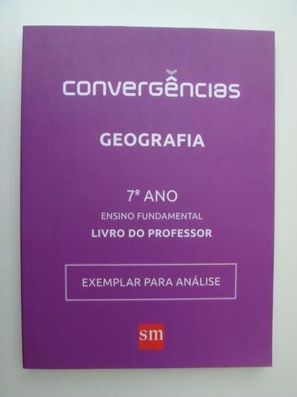 Livro Didático Convergências - Ensino Médio Geografia 7ºano