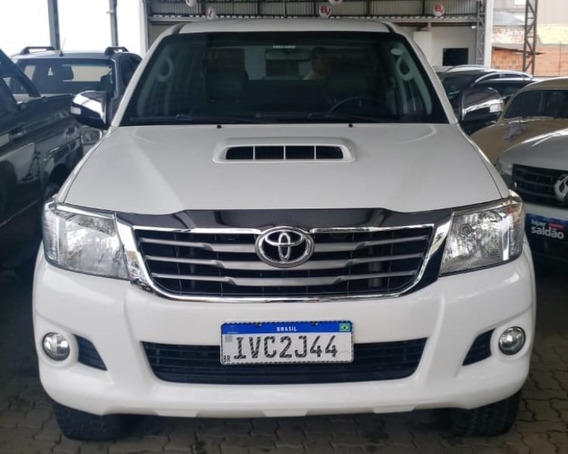 Toyota Hilux Srv 4x4 Cd Automática