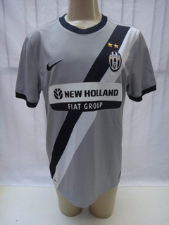 Camisa De Futebol Do Juventus 2009 2010 Nike New Holland G