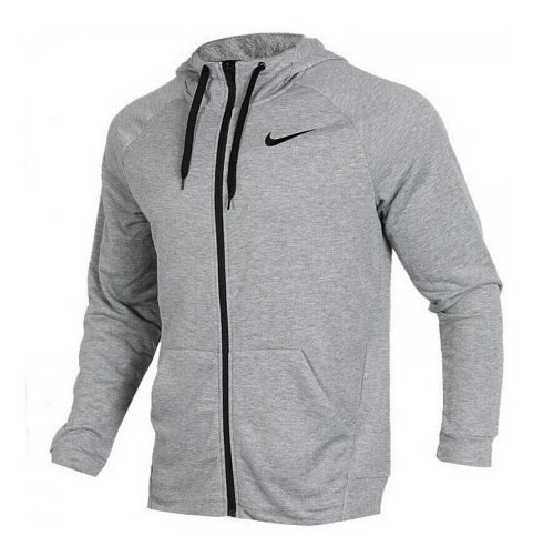 Jaqueta Masculina Nike Dry Hoodie Fz + Nfe
