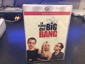 La Teoría Del Big Bang Temporada 1 Nueva Sellada