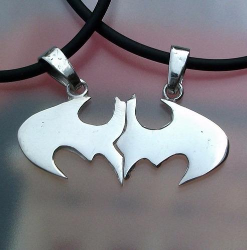 Dije Batman Para Parejas ,plata 950