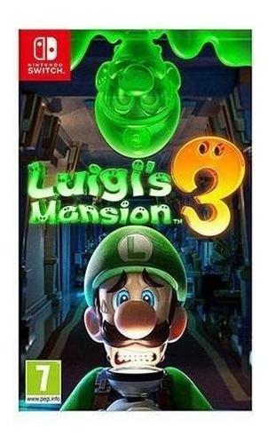 Imagen 1 de 1 de Luigis Mansion 3 Switch Envío Gratis Y Meses Sin Intereses!