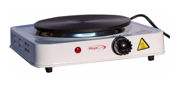 Anafe Electrico Mega Express Me-1030 Acero Inoxidable 1300w