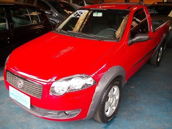 Fiat Strada 2009,1.8 Completa