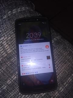 Celular Moto G 5 Bom Estado 400 Reais