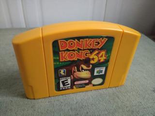 Donkey Kong 64 Nintendo 64