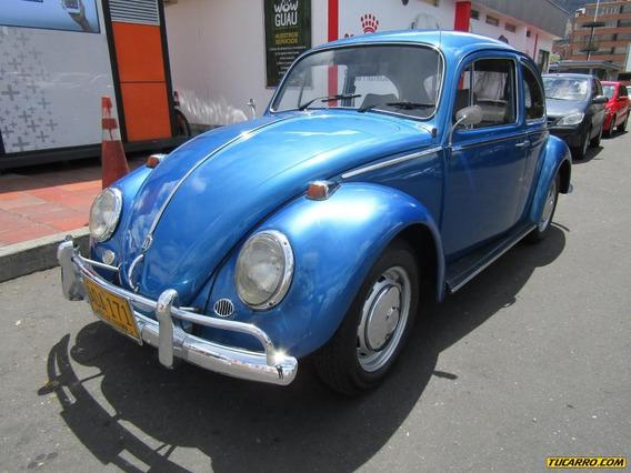 Volkswagen Escarabajo 1.1mt