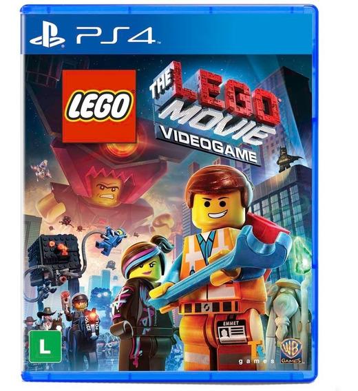 The Lego Movie Videogame Ps4 Mídia Física Lacrado