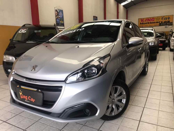 Peugeot 208 1.2 Active Flex 5p 2018 Kingcar Multimarcas