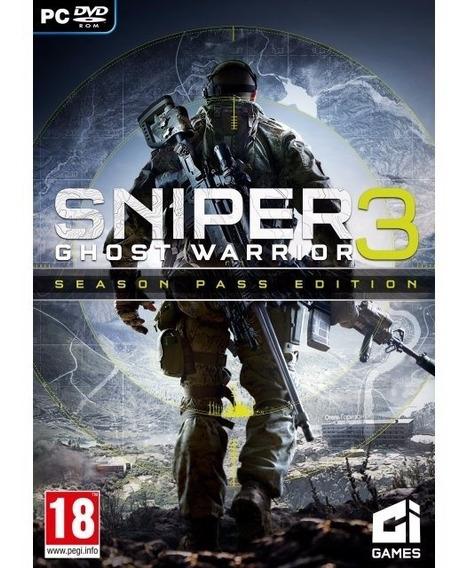 Sniper Ghost Warrior 3 Season Pass Edition Pc Offline