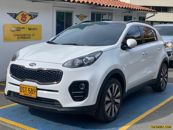 Kia New Sportage Ex At 2000