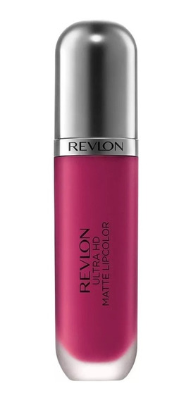 Revlon Ultra Hd Matte Tono 605 Lapiz Labial X 5.9ml