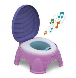 Inodoro Pelela Musical 3 En 1 Love Con Sonido Babymovil