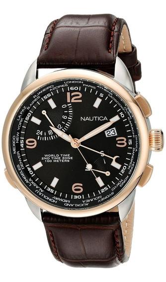 Relógio Nautica Masculino Nad20501g
