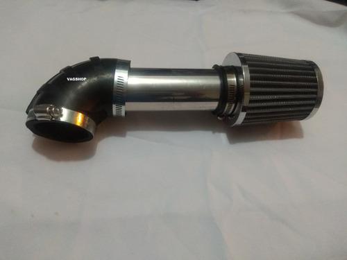Imagen 1 de 4 de Kit Tubo Aluminio Filtro Alto Flujo Vw Sedan Vocho Oferta!!!
