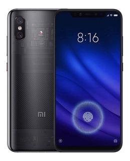 Smartphone Xiaomi Mi 8 Pro Ds 8gb/128gb Transparent/titanium