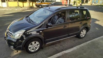 Nissan Livinia X-gear 1.8 Si Flex Aut 5p