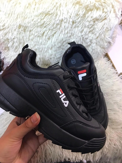 Fila Negra