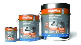 Pintura De Aluminio Ormiflex 8 - 18 Lt. Ormiflex