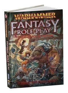 Warhammer Fantasy Role-play - Juego De Rol De Fantasía Devir