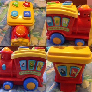 Tren Musical Para Bebé