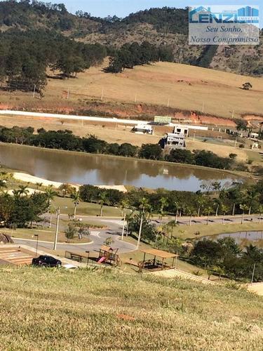 Terrenos Em Condomínio À Venda  Em Bragança Paulista/sp - Compre O Seu Terrenos Em Condomínio Aqui! - 1328916
