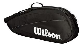 Raqueteira Wilson - Federer Team 3 Pack