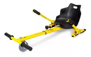 Go Kart Hoverboard Two Dogs Só Acoplar Garantia +nota Fiscal
