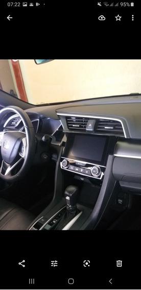Honda Civic 2.0 Exl Flex Aut. 4p 2017