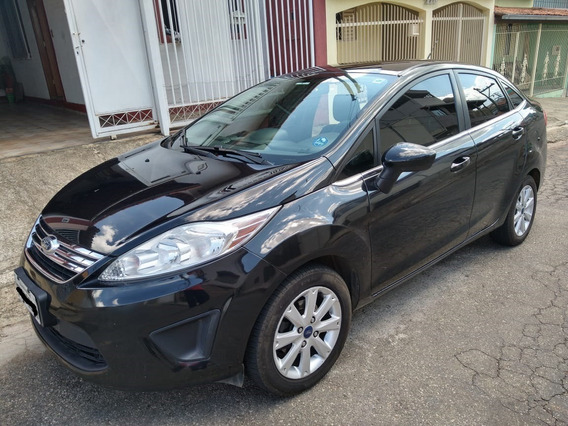 Ford New Fiesta Se Sedan 2013