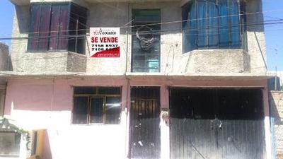 Casa A La Venta En Potrero Del Rey, Ecatepec